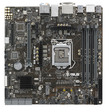 Product image of ASUS P10S-M WS LGA1151 mATX Workstation Motherboard - Click for product page of ASUS P10S-M WS LGA1151 mATX Workstation Motherboard