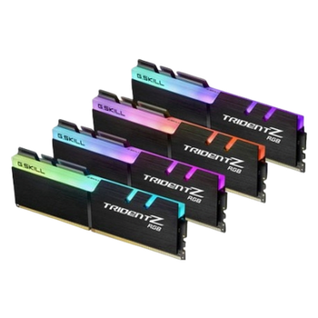 Product image of G.Skill 32GB Kit (4x8GB) DDR4 Trident Z RGB 3600MHz C17 - Click for product page of G.Skill 32GB Kit (4x8GB) DDR4 Trident Z RGB 3600MHz C17