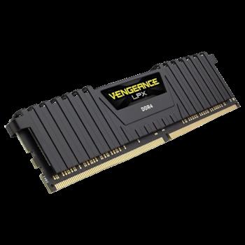 Product image of Corsair 16GB Kit (2x8GB) DDR4 Vengeance LPX Ryzen Black C16 2400MHz - Click for product page of Corsair 16GB Kit (2x8GB) DDR4 Vengeance LPX Ryzen Black C16 2400MHz