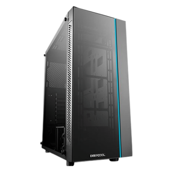 Product image of Deepcool Matrexx 55 RGB Mid Tower Case w/ Tempered Glass Side Panel - Click for product page of Deepcool Matrexx 55 RGB Mid Tower Case w/ Tempered Glass Side Panel