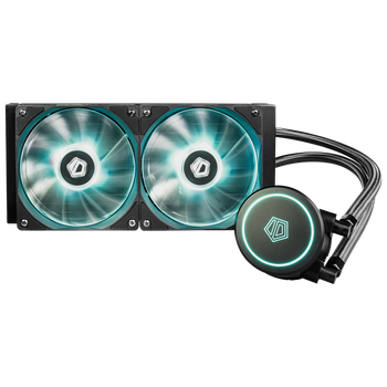 Product image of ID-COOLING AuraFlow X 240 RGB AIO CPU Liquid Cooler - Click for product page of ID-COOLING AuraFlow X 240 RGB AIO CPU Liquid Cooler