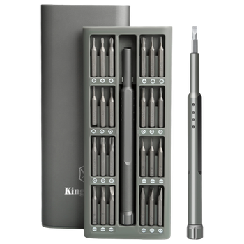 Product image of King'sdun 48 in 1 Precision Screwdriver Set - Click for product page of King'sdun 48 in 1 Precision Screwdriver Set
