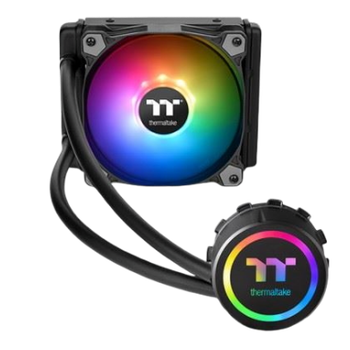 Product image of Thermaltake Water 3.0 120 Addressable RGB CPU Liquid Cooler - Click for product page of Thermaltake Water 3.0 120 Addressable RGB CPU Liquid Cooler