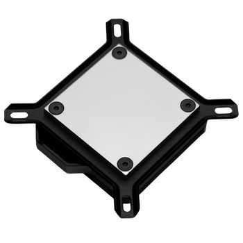 Product image of EK Velocity Strike RGB Matte Black/Silver CPU Waterblock - Click for product page of EK Velocity Strike RGB Matte Black/Silver CPU Waterblock