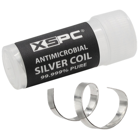 XSPC Antimicrobial Silver Coil