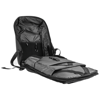 "Product image of Fixita Guardian 15.6"" Black Notebook Backpack - Click for product page of Fixita Guardian 15.6"" Black Notebook Backpack"
