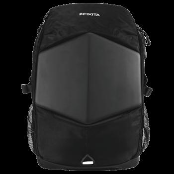 "Product image of Fixita Vast 17.3"" Black Notebook Backpack - Click for product page of Fixita Vast 17.3"" Black Notebook Backpack"