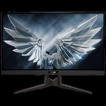 "Product image of Gigabyte Aorus FI27Q-P 27"" WQHD G-SYNC-C 165Hz HB3 1MS HDR400 IPS LED Gaming Monitor - Click for product page of Gigabyte Aorus FI27Q-P 27"" WQHD G-SYNC-C 165Hz HB3 1MS HDR400 IPS LED Gaming Monitor"