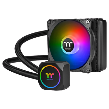 Product image of Thermaltake TH120 ARGB AIO Liquid CPU Cooler - Click for product page of Thermaltake TH120 ARGB AIO Liquid CPU Cooler