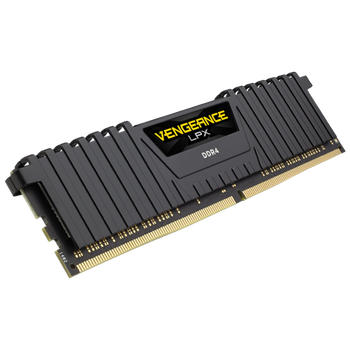 Product image of Corsair 64GB Kit (4x16GB) DDR4 Vengeance LPX C17 3733Mhz - Click for product page of Corsair 64GB Kit (4x16GB) DDR4 Vengeance LPX C17 3733Mhz