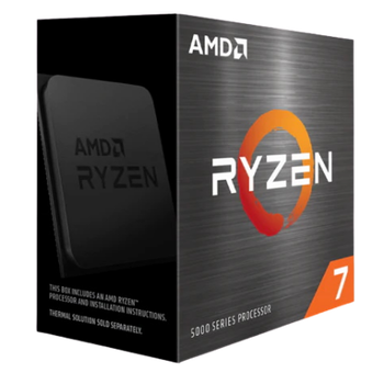 Product image of AMD Ryzen 7 5800X 8 Core 16 Thread Up To 4.7Ghz AM4 - No HSF Retail Box - Click for product page of AMD Ryzen 7 5800X 8 Core 16 Thread Up To 4.7Ghz AM4 - No HSF Retail Box