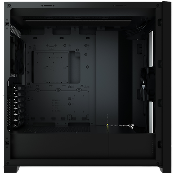 Product image of Corsair 5000D Black Case w/ Tempered Glass Side Panel - Click for product page of Corsair 5000D Black Case w/ Tempered Glass Side Panel