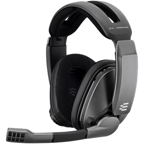 EPOS Gaming GSP 370 Closed-Back Wireless Gaming Headset