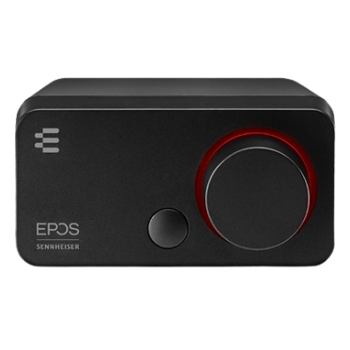Product image of EPOS Gaming GSX 300 USB Sound Card - Click for product page of EPOS Gaming GSX 300 USB Sound Card
