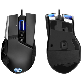 Product image of eVGA X17 Wired Gaming Mouse Black - Click for product page of eVGA X17 Wired Gaming Mouse Black