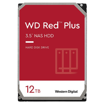 """Product image of WD Red Plus WD120EFBX 3.5"""" 12TB 256MB 7200RPM CMR NAS HDD - Click for product page of WD Red Plus WD120EFBX 3.5"""" 12TB 256MB 7200RPM CMR NAS HDD"""