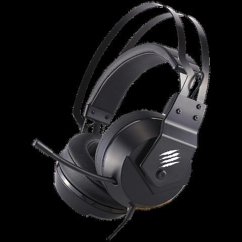 Mad Catz F.R.E.Q. 2 Gaming Headset Black
