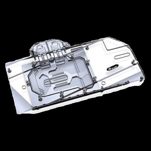 Bykski Full Coverage GPU Water Block and Backplate for XFX RX 6800/6900 XT