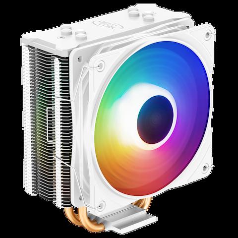 Deepcool GAMMAXX 400 XT White RGB CPU Air Cooler