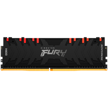 Product image of Kingston 16GB Kit (2x8GB) DDR4 Fury Renegade RGB C19 4600Mhz - Click for product page of Kingston 16GB Kit (2x8GB) DDR4 Fury Renegade RGB C19 4600Mhz