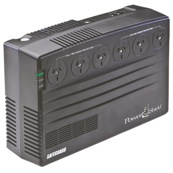 Product image of Power Shield SafeGuard 750VA UPS  - Click for product page of Power Shield SafeGuard 750VA UPS
