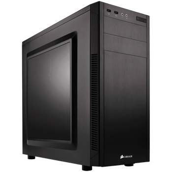 Product image of Corsair Carbide 100R Mid Tower Case w/Side Panel Window - Click for product page of Corsair Carbide 100R Mid Tower Case w/Side Panel Window