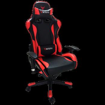 Product image of BattleBull Combat Gaming Chair Black/Red - Click for product page of BattleBull Combat Gaming Chair Black/Red
